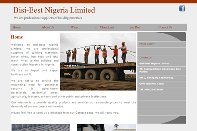 Caseray Website Design Company, Lagos, Nigeria 01